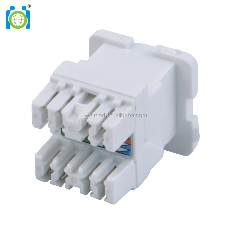 Bh Keystone Cat6 Jack Wiring Diagram Cat 6 110 Network Suppliers And Manufacturers Rh Alibaba Com