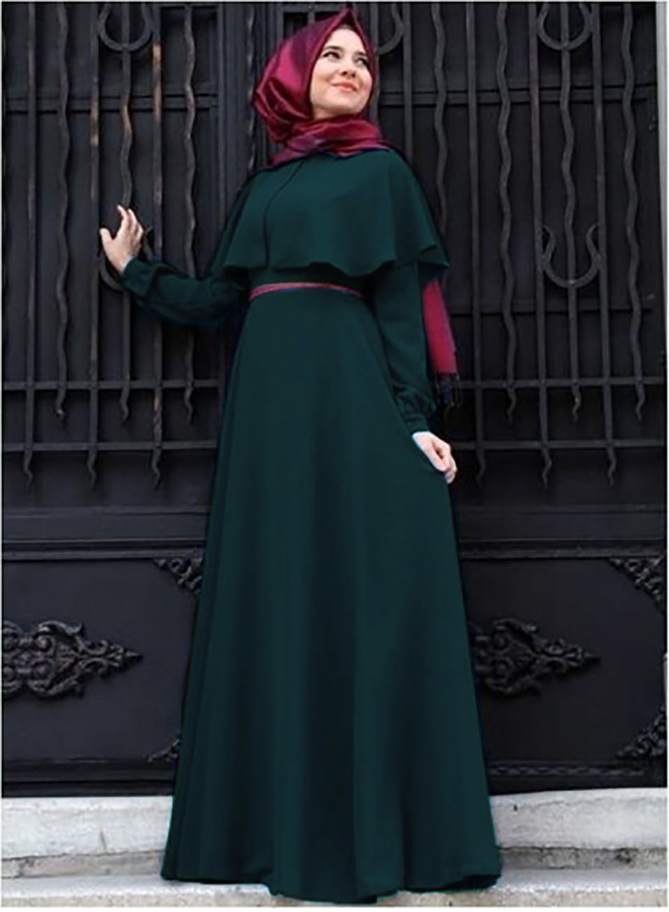 Turkish Coat Abaya Online Dubai Abaya Fashion Simple Abaya Dress