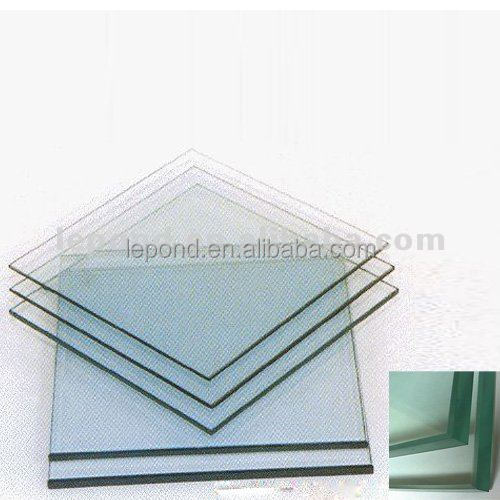 bent glass/6mm thickness clear tempered glass