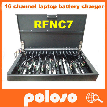 poloso charger RFNC7 universal external laptop battery charger with 16 channel