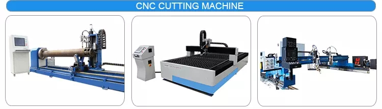 CNC Plasma/Flame Pipe/Tube Intersecting Line Cutter/Cutting Machine