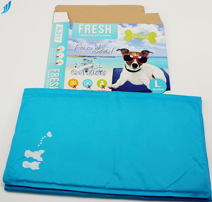 Pet ice baby cooling mat