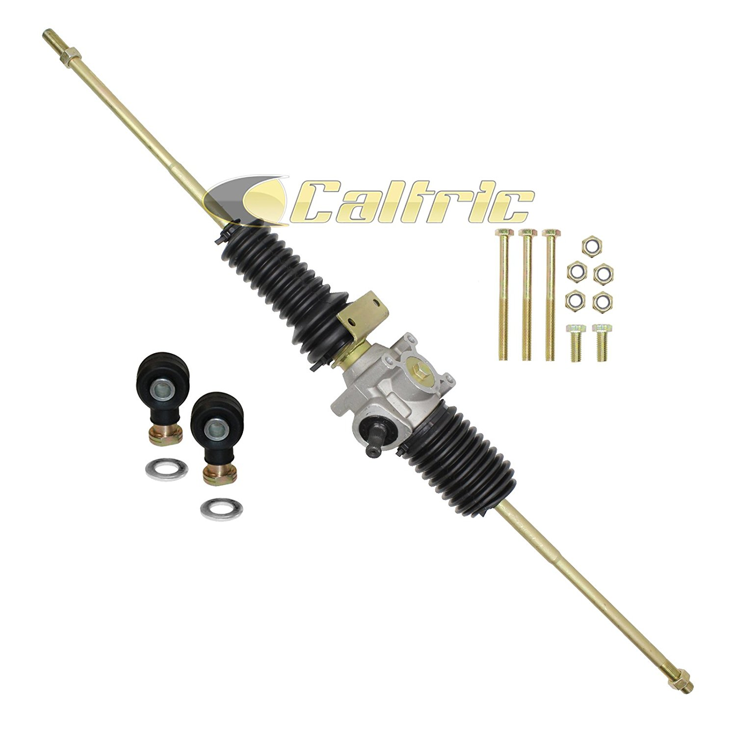 CALTRIC RACK and PINION w/TIE ROD ENDS FIT Polaris 1823465