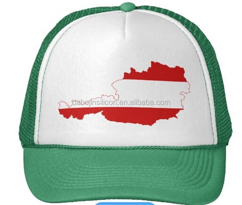 2016 Custom Snapback Hats <strong>Caps</strong> with Austria flag