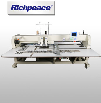 Richpeace Twin Color Automatic Sewing Machine for Jeans