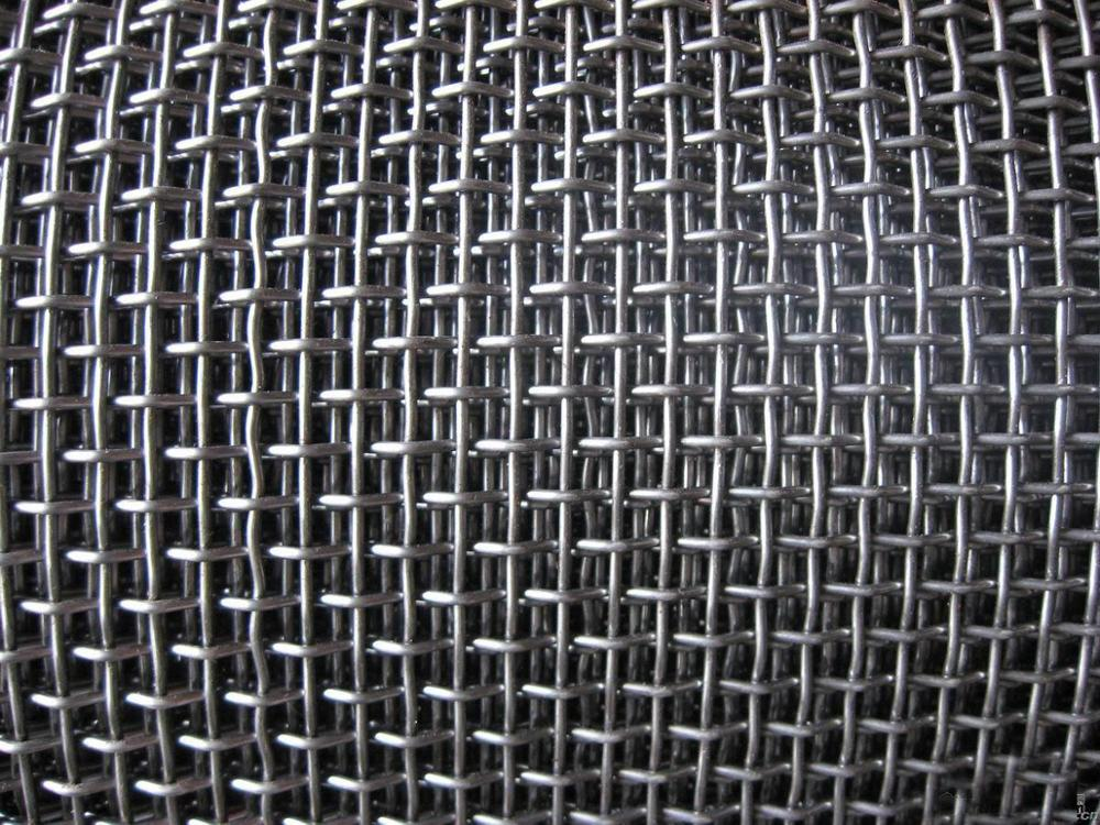 304 Stainless Steel Crimped Wire Mesh/Stainless Steel Crimped Woven Wire Mesh