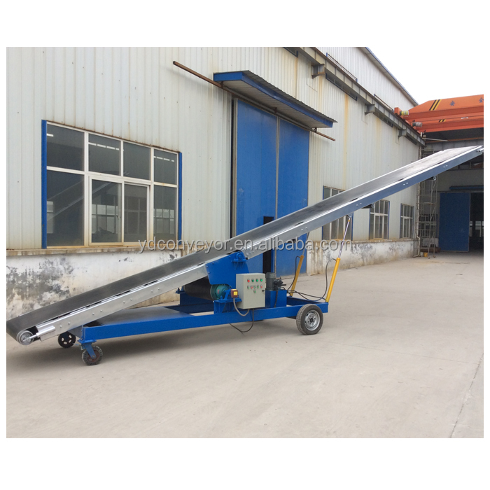 2017 Top Quality extensible belt conveyor