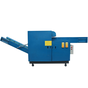 HOT!!Rags cutting machine/old cloth cutting machinery for sale (Skype:taizy2037)