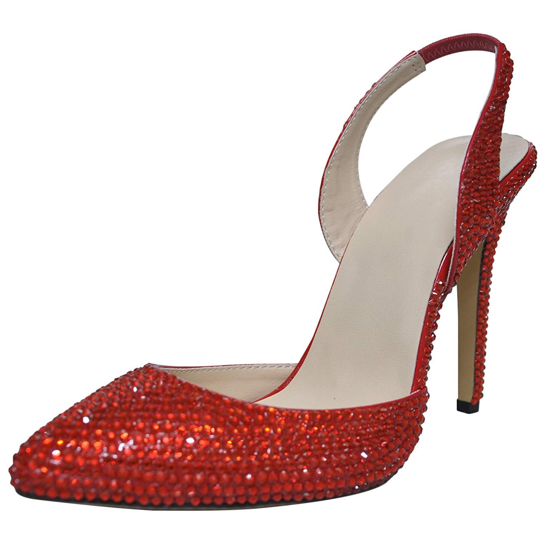 d4d51a5184e1 Get Quotations · SHOELIN High Heels Sandals