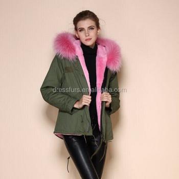 2017 Newest Stylish Parka Jacket Womens Winter Coat For Ladiesmen