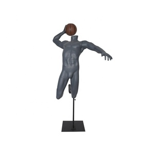 Height 215cm sports costume male muscular mannequin dummy