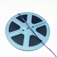 Buy Now Hot Sale Scratch Two Color Pet Embroidery Machine Sequin Roll Reel