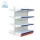 Double-Side Supermarket Groove Board Display Shelf