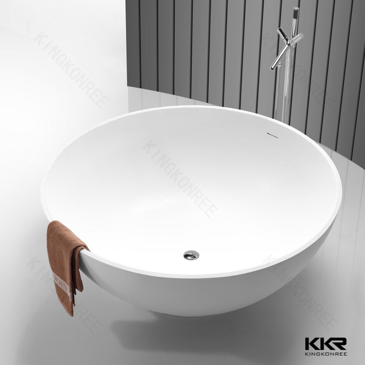 Solid Surface Best Quality Small Sizes Freestanding