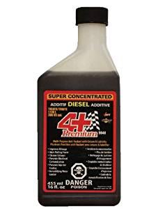 DSG DSCFPP16 Diesel Fuel Additive - Premium 16oz