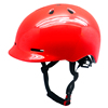 New Style Safety Skateboard Helmet With Removable Visor