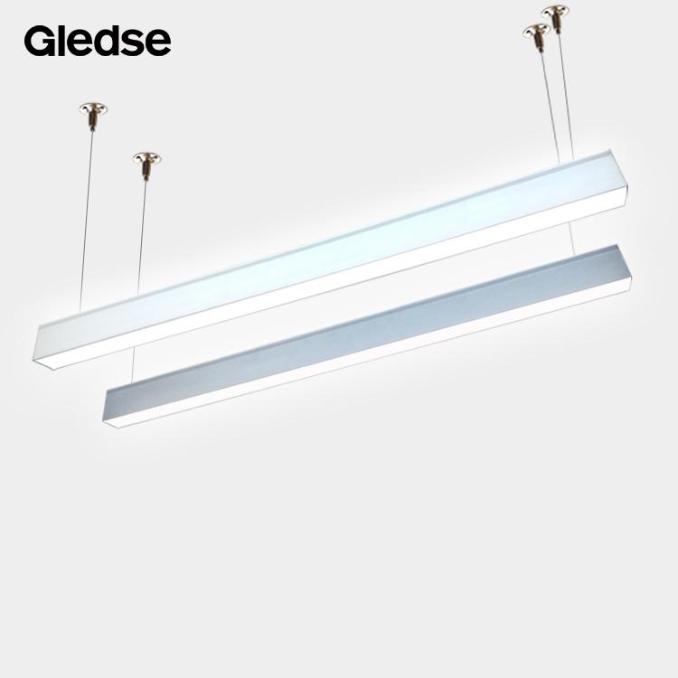 4ft Led Shop Light >> Foshan Pabrik Linkable Led Shop Ringan 4ft 8ft 40 W 72 W Linear Led Perlengkapan Pencahayaan Buy Led Linear Perlengkapan Pencahayaan Led Linear Toko