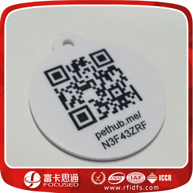 Reusable RFID tag