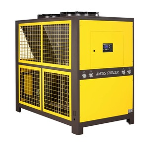 cooling machine 10 hp chiller Environment-Friendly Industrial water chiller 10 ton price Air Cooled Chiller
