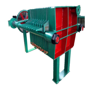 Automatic Sludge dewatering Filter Press