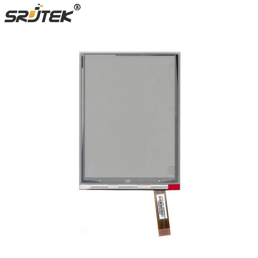 "6"" E-ink LCD Screen ED060SCG For PocketBook 614 PB614-Y-RU PocketBook 614W Ebook e-Readers LCD Display Replacement"