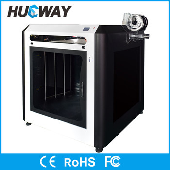 Promotion! shenzhen hueway 3d printer factory sale high quality extruder 3d printer