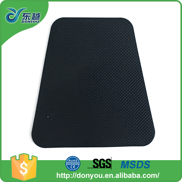 Manufacturer fix things custom size PU 6mm thickness rubber sheet with low price