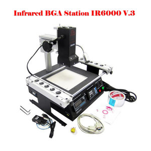 LY IR6000 V.3 Infrared BGA rework station for laptop motherboard repair