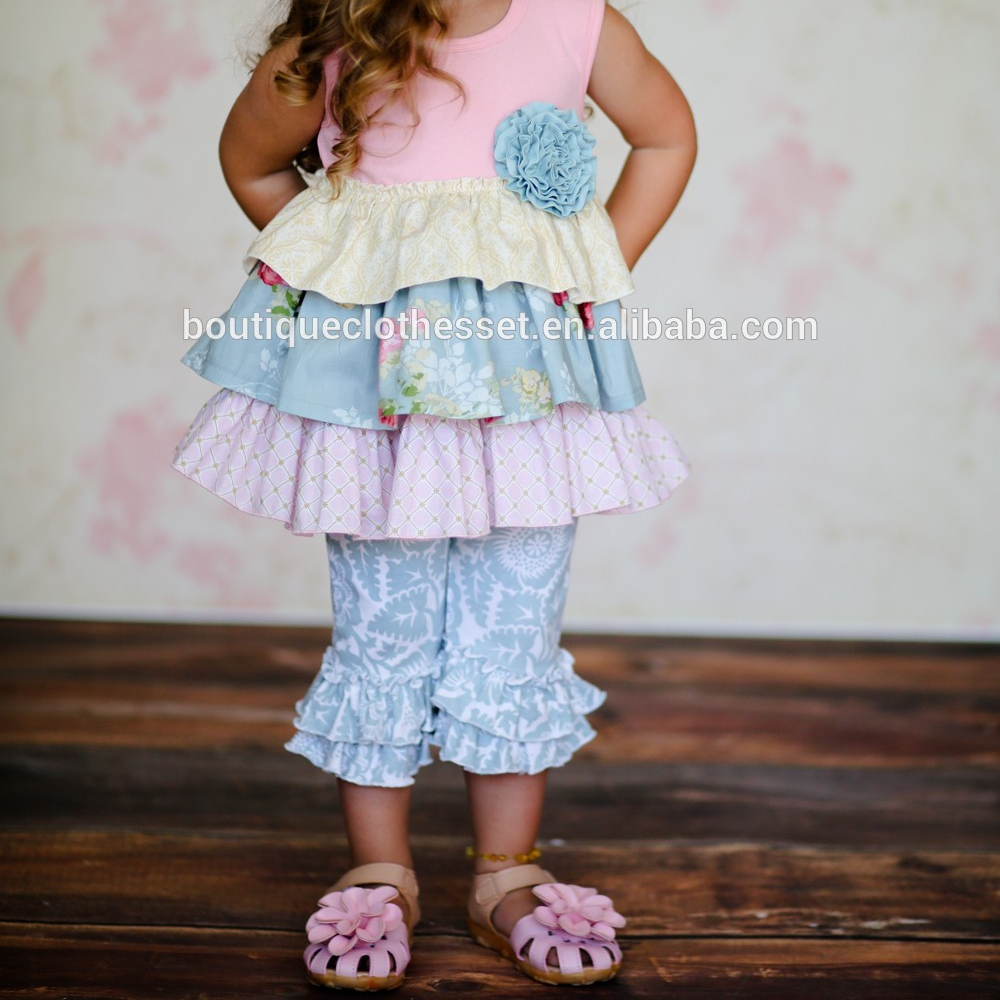 boutique children clothes sets little girls boutique remake clothing sets baby clothes