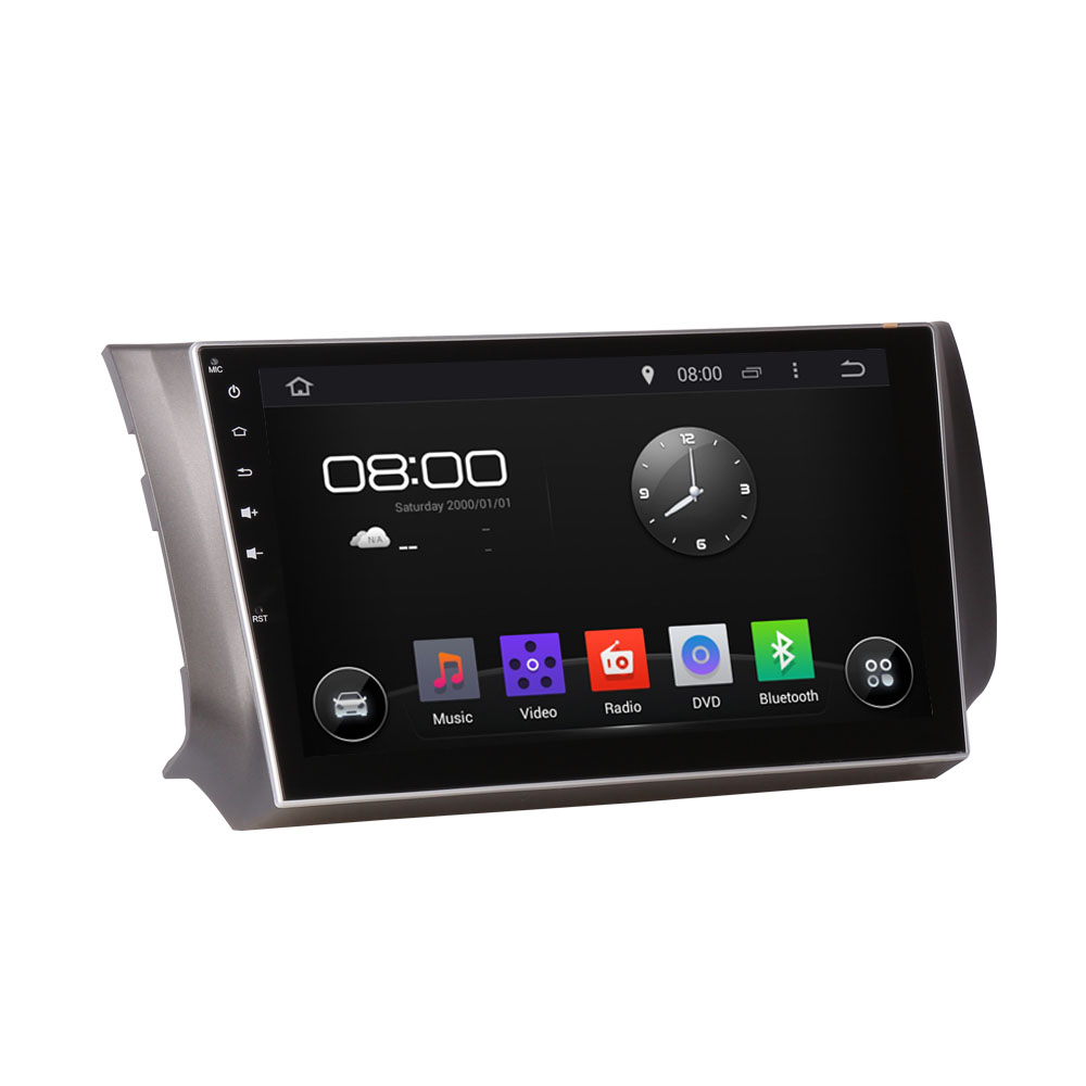 HD 2 din 10.1 inch quad core Car cassette Player for new SYLPHY / B17 2012-2014 With GPS 3g wifi bt