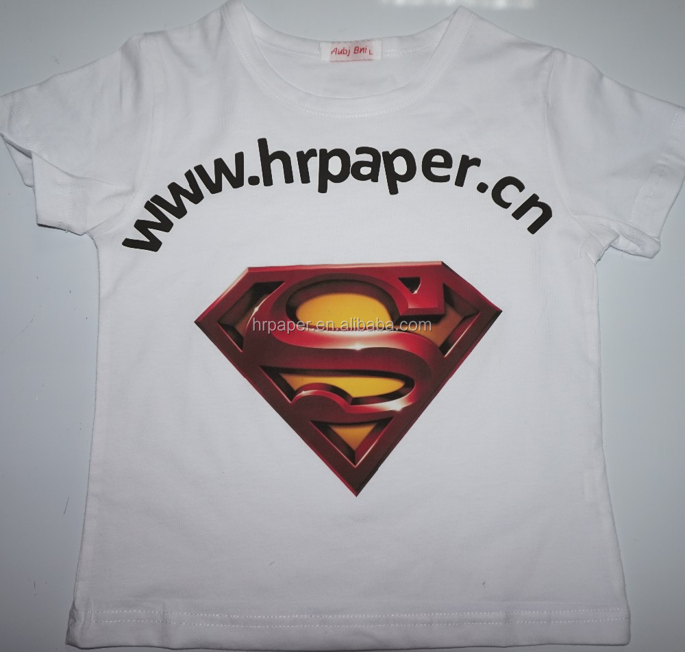 heat press dark light t shirt transfer paper a3 a4 roll size for 100