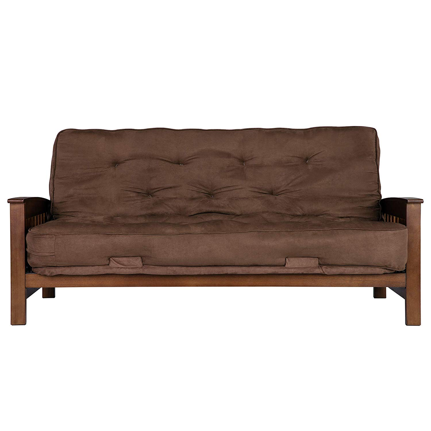 Cheap Wood Arm Futon Find Deals On Line At