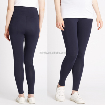 82b449d63ac9c Women Maternity Leggings Elasticated waistband Yoga Pants Trousters  Wholesale Custom Manufacturer