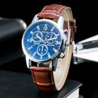 2018 best selling classical men watch,leather strap wrist watch mw135