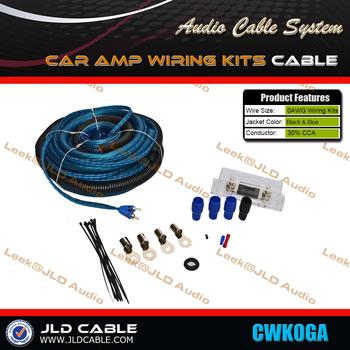 0 gauge amp wiring kit