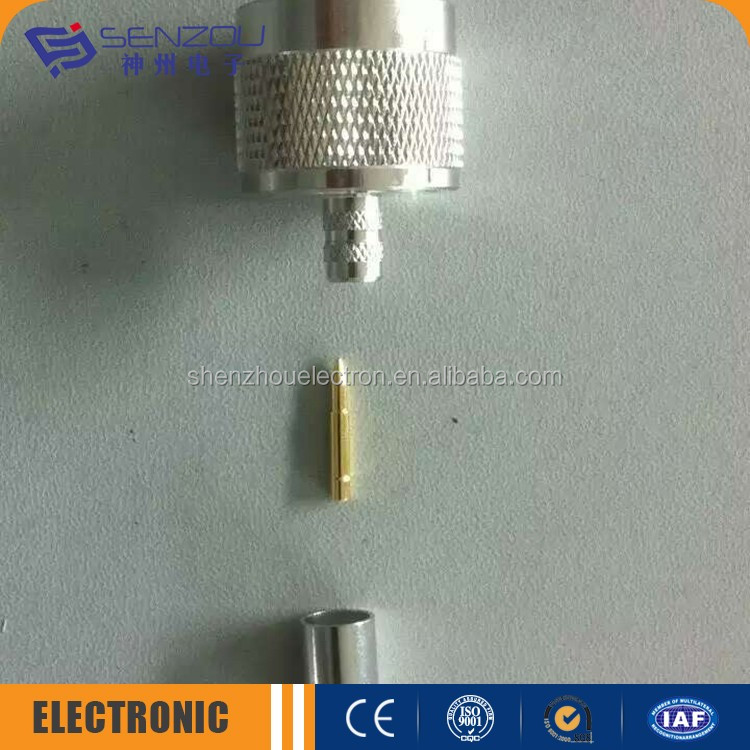 design hot sell circular needles cable connectors N style