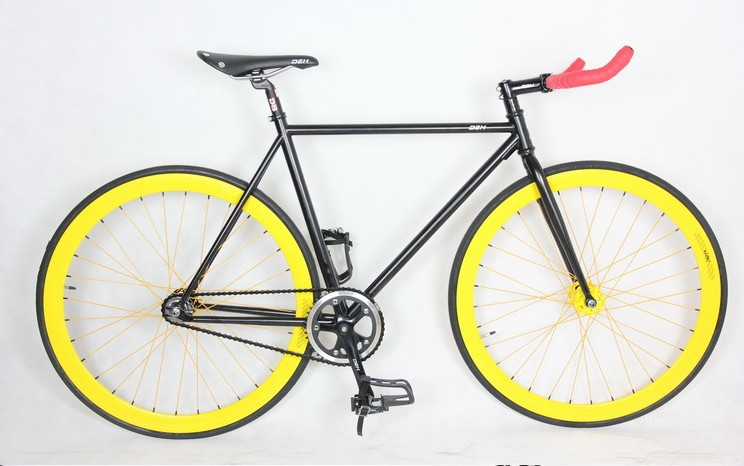 2016 Hot sale bikes fixie China Wholesale Cromoly Fixed Gear Fixie Bike