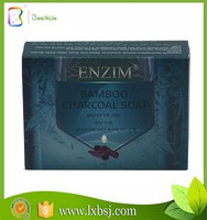 ENZIM 100g all natural bamboo charcoal bar of soap