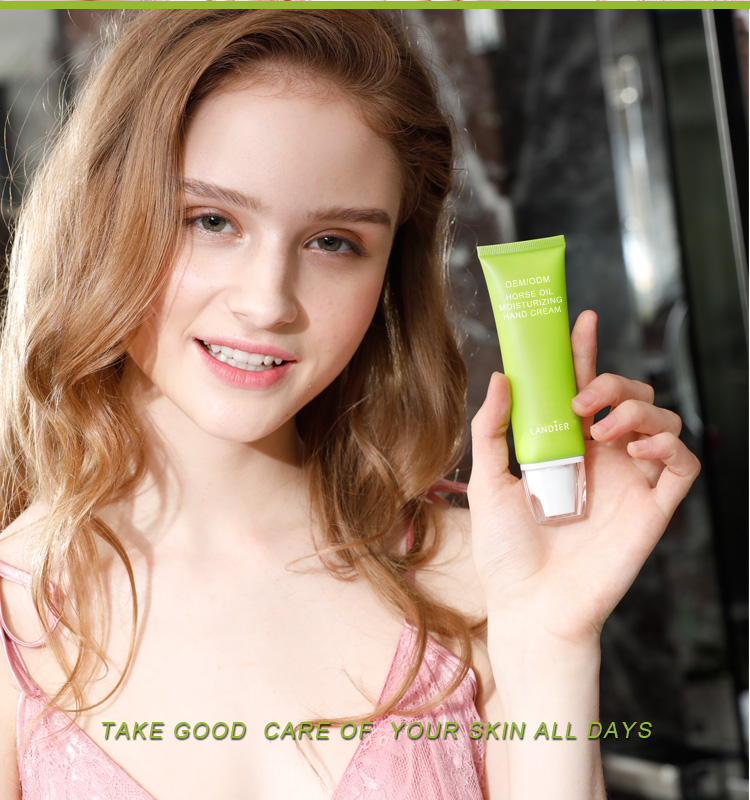 Private Label Horse Oil Hand Whitening Cream