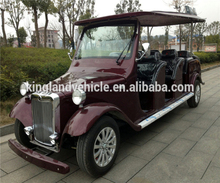 New Appearance high quality 12 seater Electric Sightseeing Vehicle Color customized 12 electric passenger vehicles