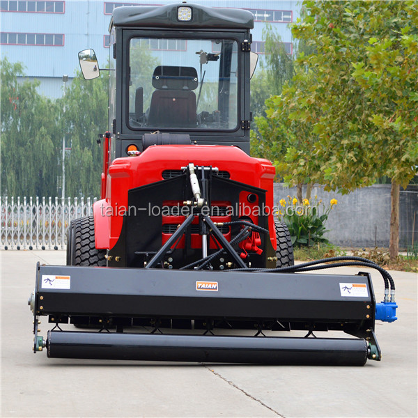 Hydrostatic Two speed 4WD tractor made in China with CE, EPA for sale