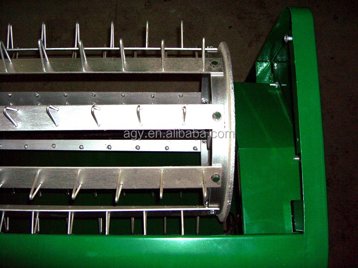 AGY rice sheller machine manual paddy rice threshing machine for sale