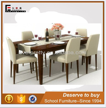 Elegant House Use Dining Chairs And Tables High Quality