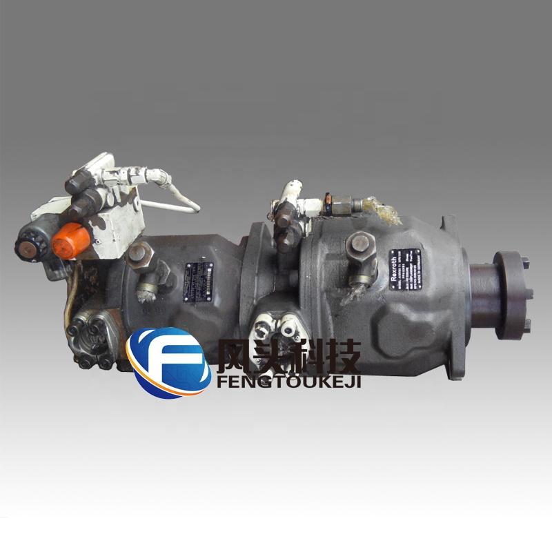 Repair double piston pump A10VSO71+A10VSO71 for rexroth hydraulic pump