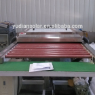 Radiant Glass washing machine glass washer /solar panel machine/solar panel manufacturing equipment