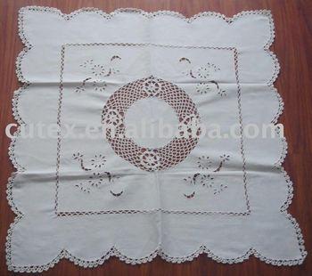 Tablecloth Crochet Square