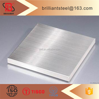 A675 spring sheet 2.5mm black mirror stainless steel sheets