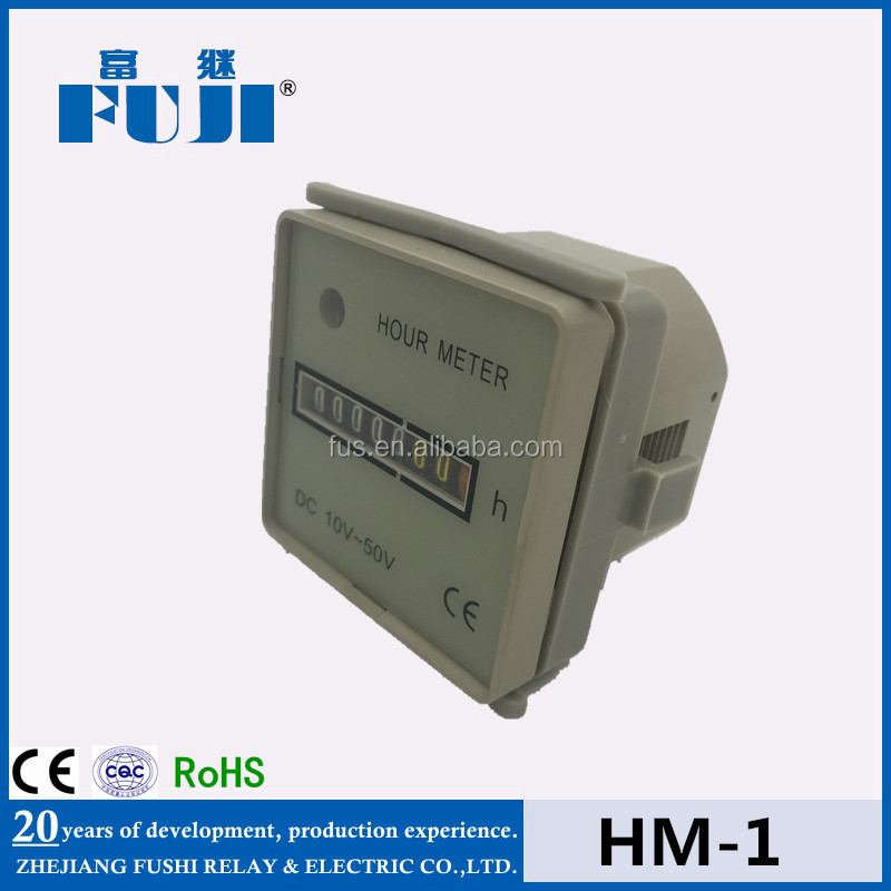 Most Popular 12 volt hour meter