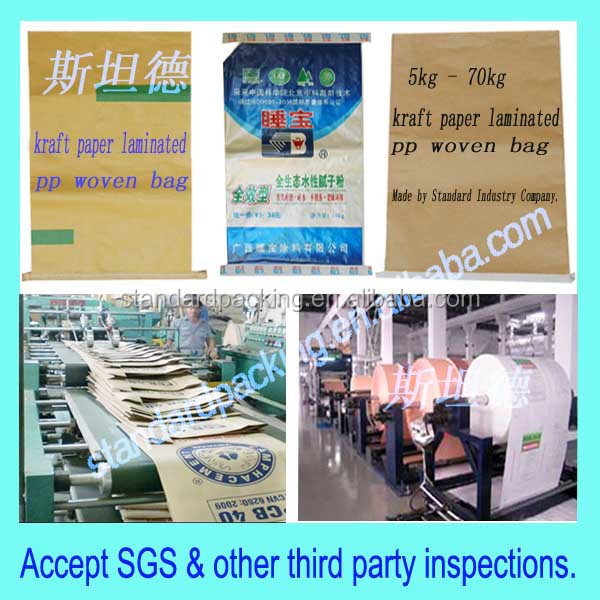 Extractor por encargo impreso bolsa de papel al por mayor Venta al por mayor, la fabricación, la producción