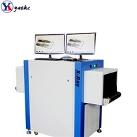International security airport luggage scanner x-ray machine